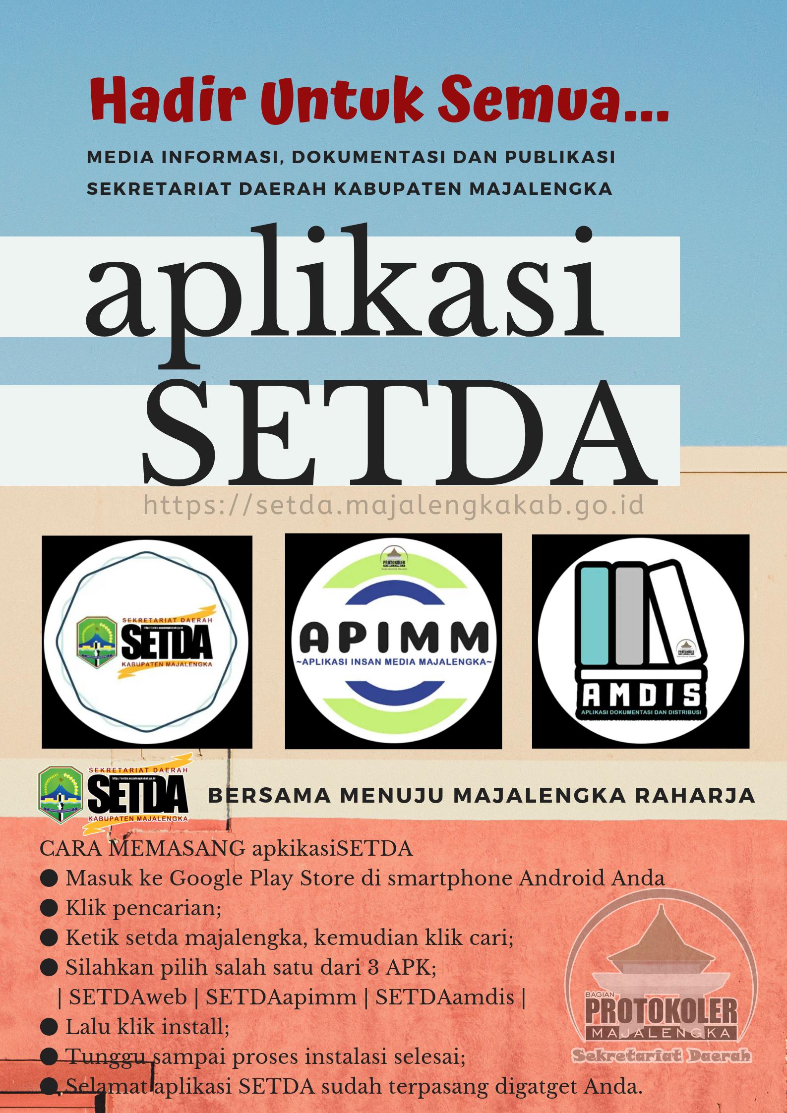 aplikasiSETDA