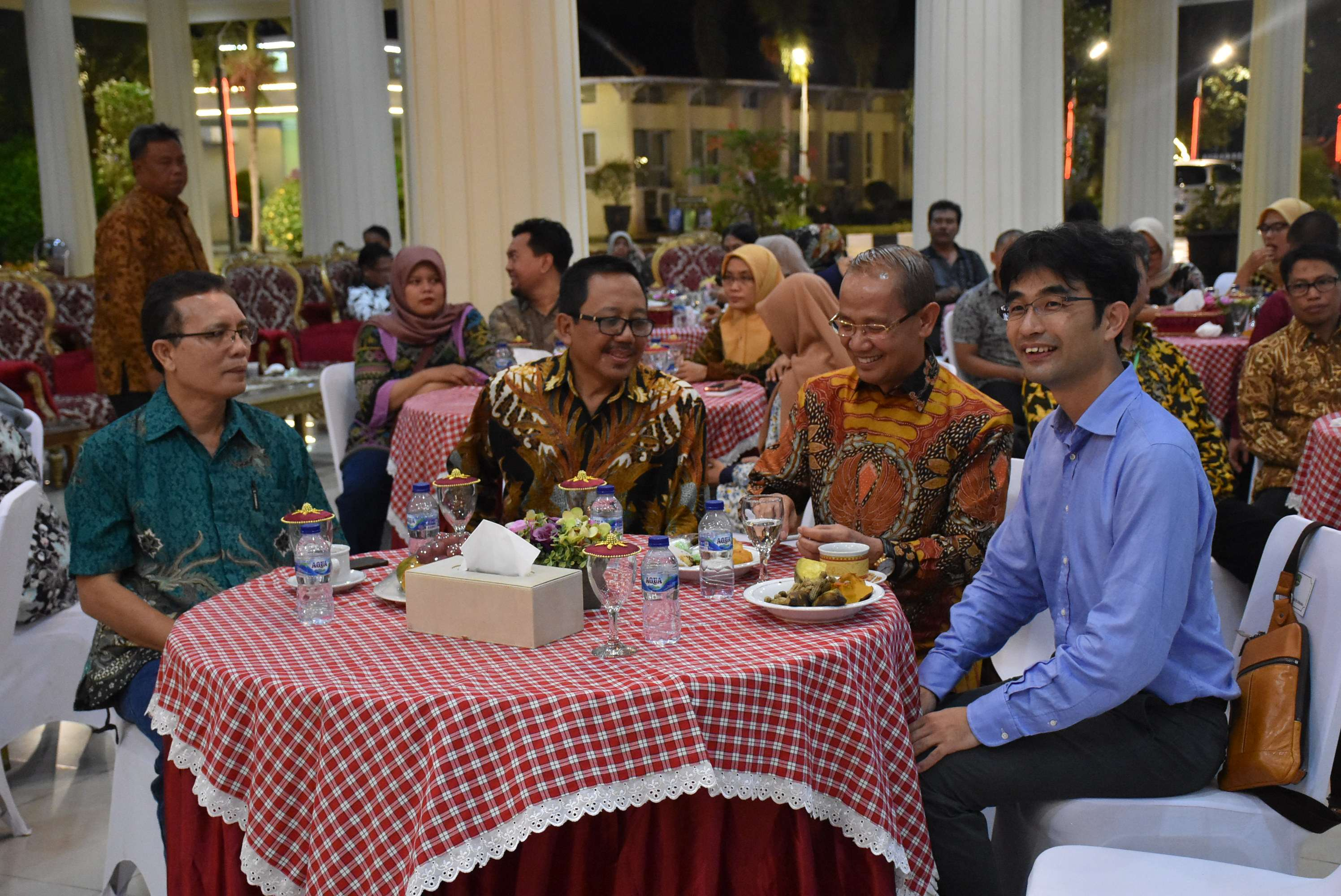 Gala Dinner International Conference on Climate Smart Sustainable Agriculture (ICESAT)