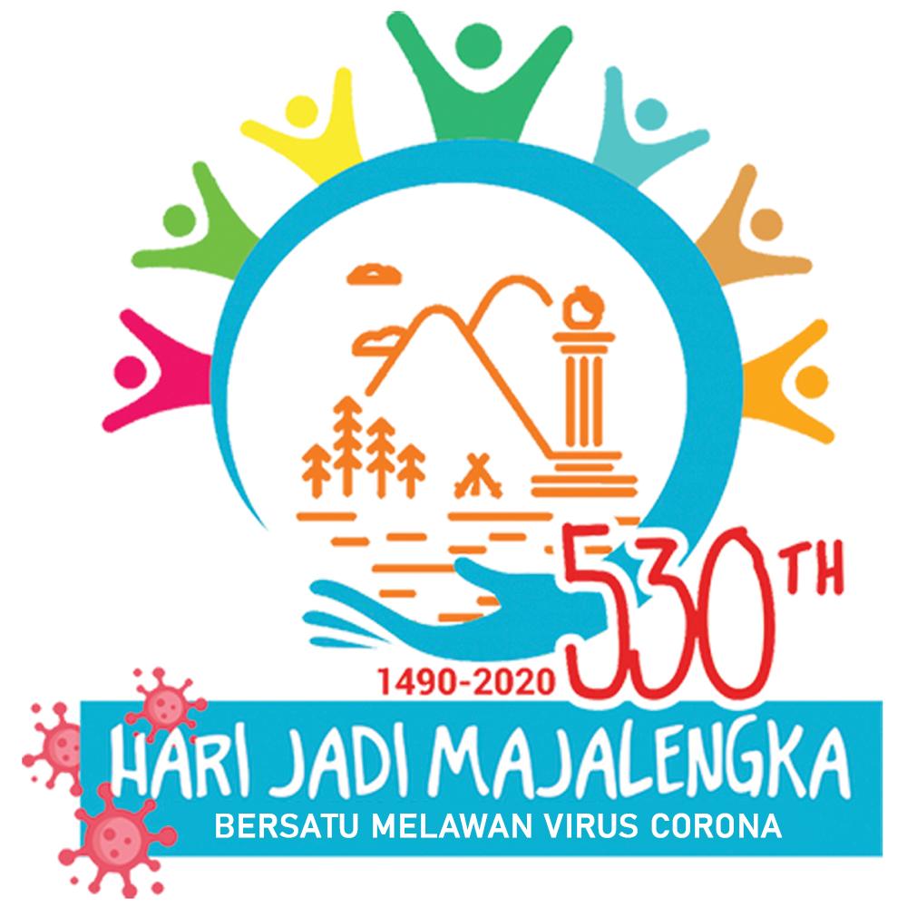 logo dan tema hari jadi majalengka ke 530 tahun 2020 setda kabupaten majalengka logo dan tema hari jadi majalengka ke